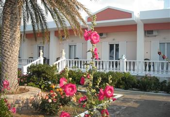 Hotel in Sitia, Greece Hotel Petras Beach