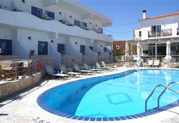 Hotel & Appartment in Agistri, Greece Hotel Milos