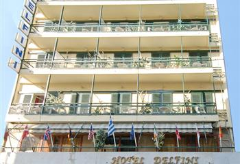 Hotel in Piraeus, Greece Hotel Delfini
