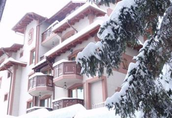 Appartment in Bansko, Bulgaria Klub-hotel Martin
