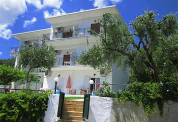 Hotel & Appartment in Parga, Greece Mare Blu Hotel
