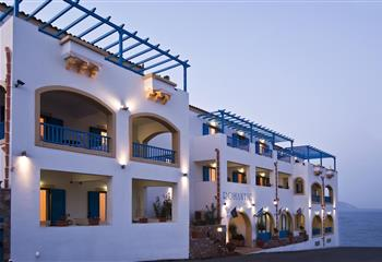 Hotel in Kythira, Greece Romantica Hotel
