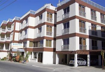 Hotel & Appartment in Larnaca, Cyprus Onisillos Hotel Apts