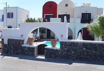Studio in Santorini, Greece Sweet Heart Studios