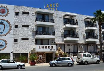 Hotel in Larnaca, Cyprus Larco Hotel