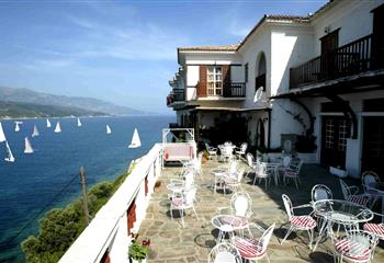 Hotel in Samos, Greece Mirini Hotel