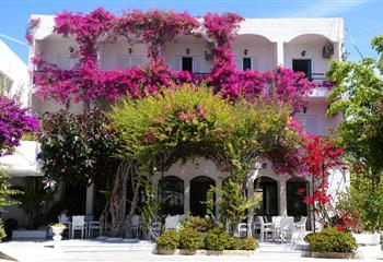 Hotel in Patmos, Greece Skala Hotel