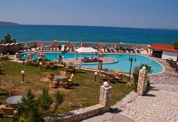 Hotel in Sitia, Greece Lassion Golden Bay Hotel & Resort