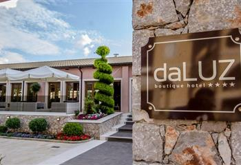 Hotel in Preveza, Greece Daluz Boutique Hotel