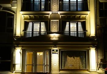 Boutique Hotel in Istanbul, Turkey World Heritage Hotel