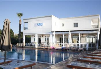 Hotel in Kos, Greece Zeus Hotel
