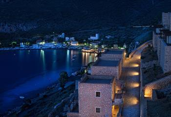Hotel in Laconia, Greece Limeni Village