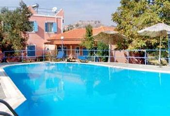 Studio & Appartment in Lesvos, Greece Kipos
