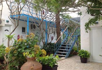 Studio & Appartment in Tilos, Greece Milios Studios