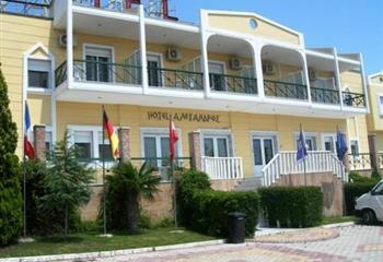 Hotel in Thessaloniki, Greece Hotel Alexandros