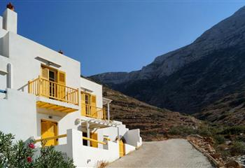 Appartment in Sifnos, Greece Kamara