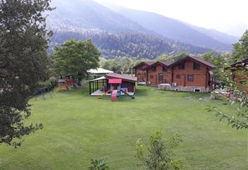 Challet in Karpenision, Greece Natura Chalets
