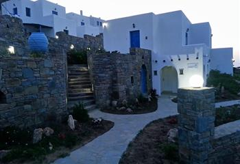 Hotel in Naxos, Greece Dream View