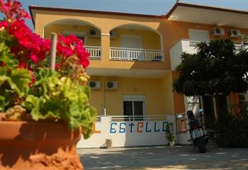 Hotel in Chalkidiki, Greece Hotel Estelle
