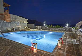 Hotel & Appartment in Rethymno, Greece Lamon Hotel