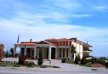 Hotel in Naousa, Greece Asteras Hotel