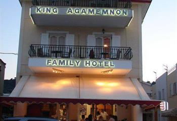 Hotel in Kefalonia, Greece King Agamemnon