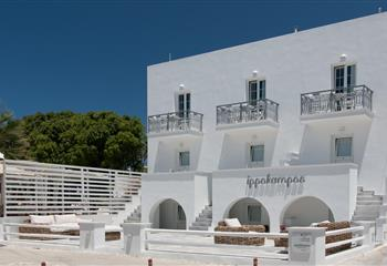 Appartment in Naxos, Greece Ippokampos Beachfront