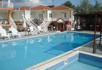 Hotel in Thrace, Greece Estia Hotel