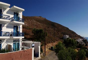 Appartment in Tilos, Greece Michalis Studios