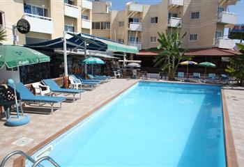 Hotel & Appartment in Larnaca, Cyprus Boronia Hotel Apts