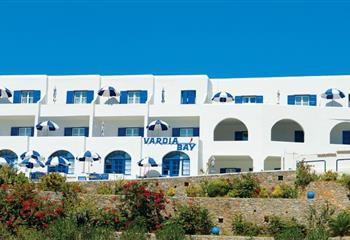 Hotel & Appartment in Folegandros, Greece Vardia Bay Studios