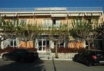 Hotel in Laconia, Greece Hotel Kouris