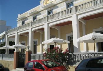 Hotel in Tinos, Greece Tinion Hotel