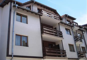 Hotel in Bansko, Bulgaria Elena Lodge