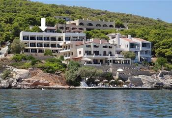 Hotel & Appartment in Agistri, Greece Hotel Dionysos