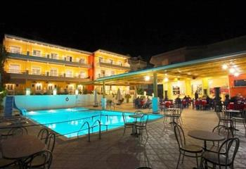 Hotel in Preveza, Greece Hotel Dimitra