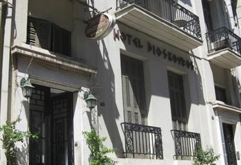 Hotel & Hostel in Athens, Greece Hotel Dioskouros