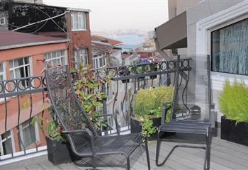 Hotel in Istanbul, Turkey The Marions Suite Hotel