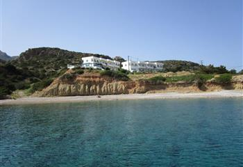 Studio in Karpathos, Greece Studios Fokia Beach