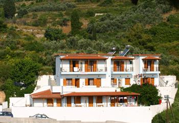 Hotel & Appartment in Alonissos, Greece Pension Anna