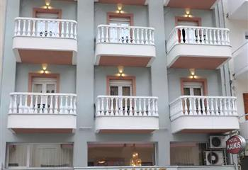 Hotel in Kalambaka, Greece Hotel Kaikis