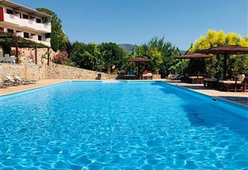 Hotel in Epidavros, Greece Aristotelis