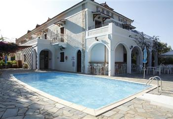 Hotel in Kefalonia, Greece Lara Hotel