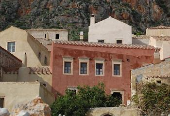 Hotel & Hostel in Monemvasia, Greece Goulas Traditional Guesthouse
