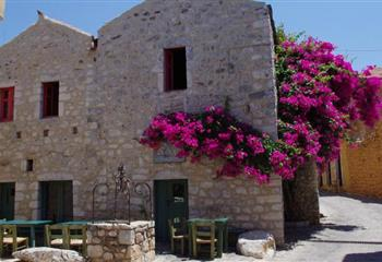 Boutique Hotel in Laconia, Greece Trapela
