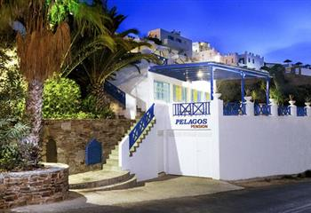 Hotel & Appartment in Ios, Greece Pelagos Ios