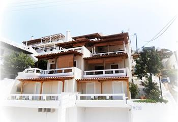 Studio & Appartment in Kea, Greece Okeanida