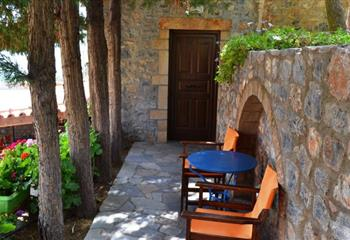 Appartment in Monemvasia, Greece Iliopetro