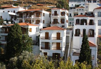 Studio & Appartment in Andros, Greece Amorani Studios