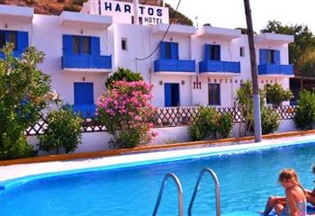 Hotel in Nisyros, Greece Haritos Hotel